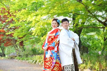 写真だけの結婚式 和装ブライダル